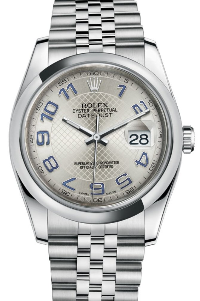 Rolex 116200 sdblaj Datejust Steel