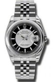 Rolex Datejust 116200 sibksj Steel