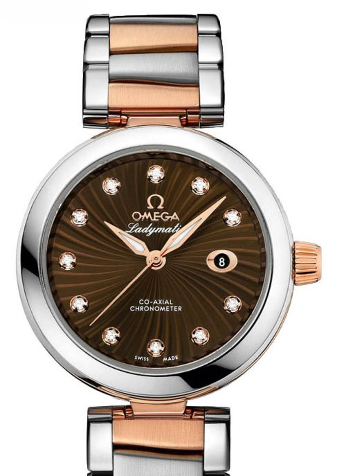 425.20.34.20.63.001 Omega Ladymatic 34 mm 2013 De Ville Ladies