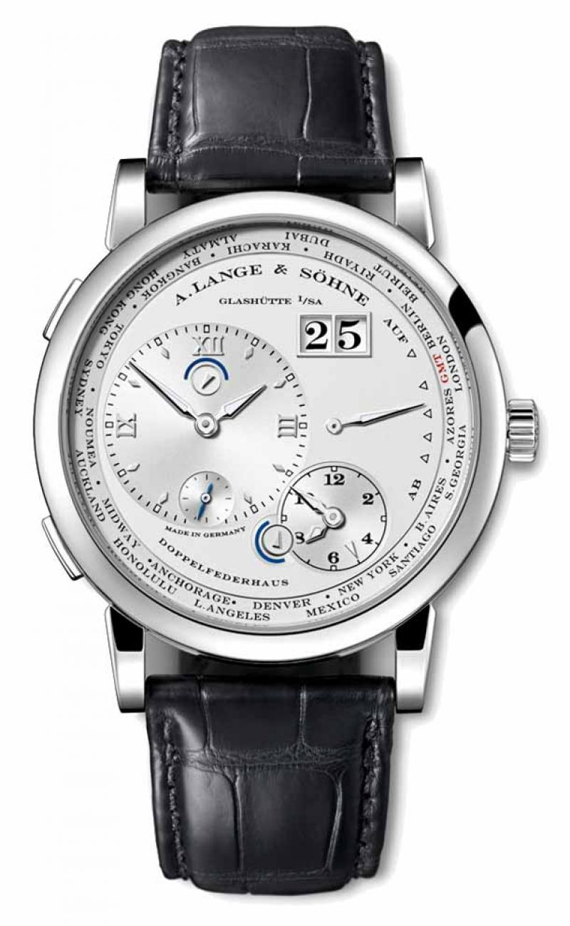 116.039 A.Lange and Sohne WG Lange 1 Time Zone