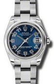 Rolex Datejust Ladies 178240 blcao Steel