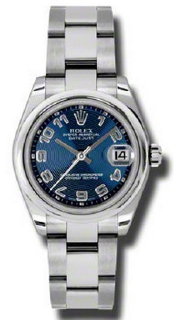 Rolex 178240 blcao Datejust Ladies Steel - фото 1
