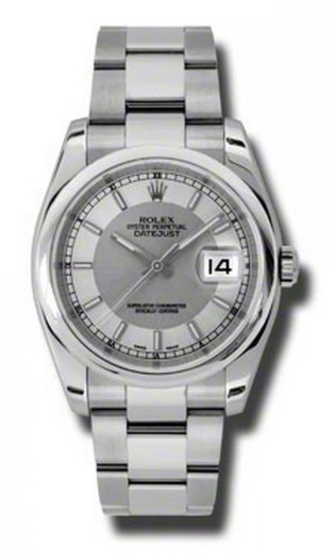 Rolex 116200 stsiso Datejust Steel - фото 1
