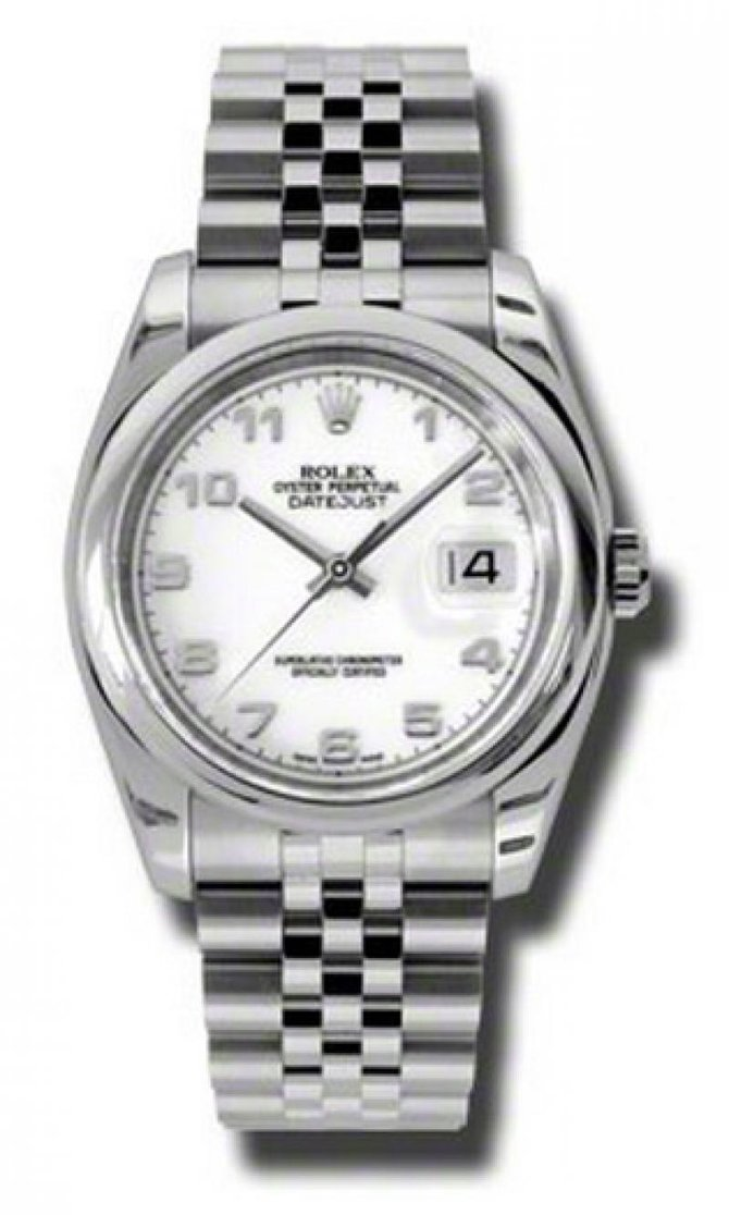 Rolex 116200 waj Datejust Steel - фото 1