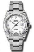 Rolex Datejust 116200 wao Steel
