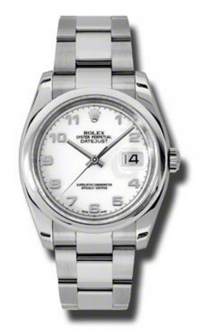 Rolex 116200 wao Datejust Steel - фото 1