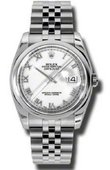 Rolex Datejust 116200 wrj Steel