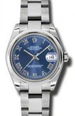 Rolex Datejust Ladies 178240 bro Steel
