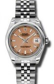 Rolex Datejust Ladies 178240 csj Steel