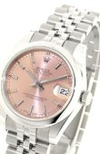 Rolex Datejust Ladies 178240 pink Steel