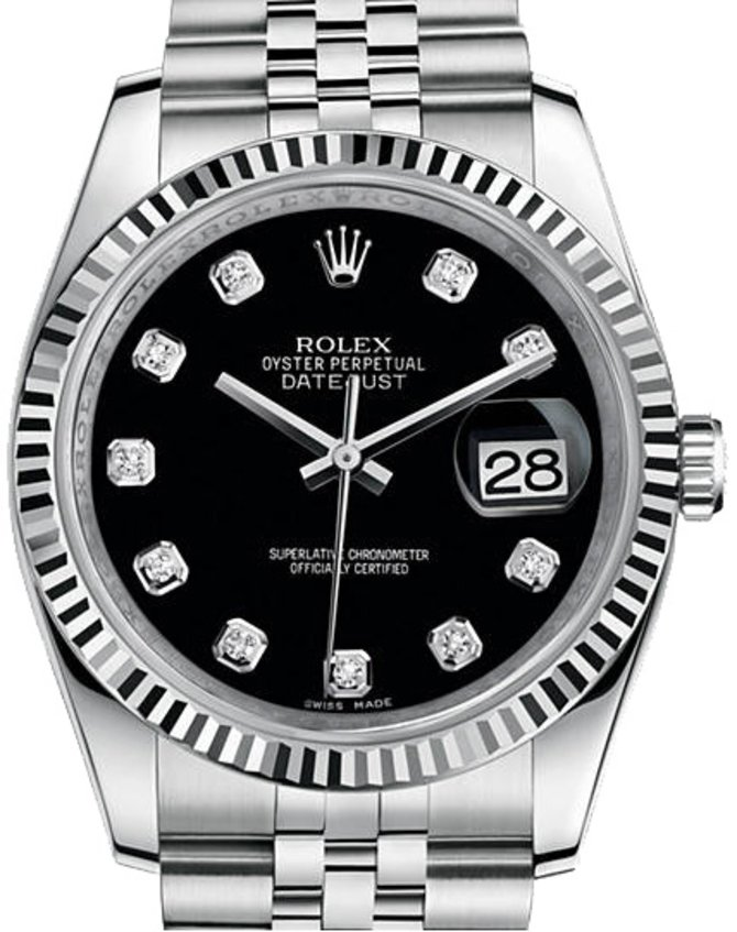 Rolex 116234 bkdj Datejust Steel - фото 1