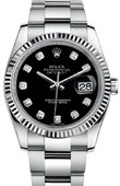 Rolex Datejust 116234 bkdo Steel
