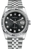 Rolex Datejust 116234 bkjdj Steel