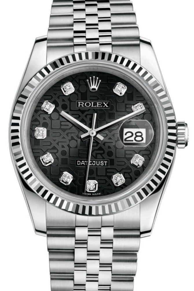 Rolex 116234 bkjdj Datejust Steel