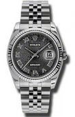 Rolex Datejust 116234 bkjrj Steel