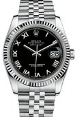 Rolex Datejust 116234 bkrj Steel