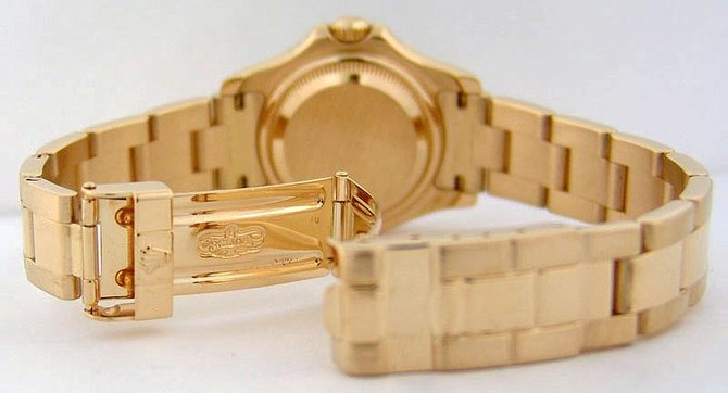 Rolex 169628 Champagne Yacht Master II Yacht-Master 29mm Yellow Gold - фото 4