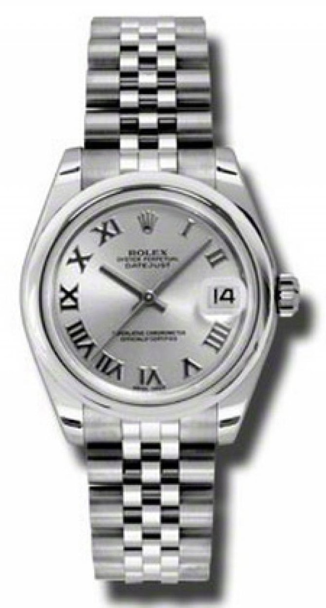 Rolex 178240 srj Datejust Ladies Steel - фото 1