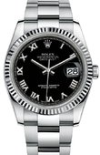 Rolex Datejust 116234 bkro Steel