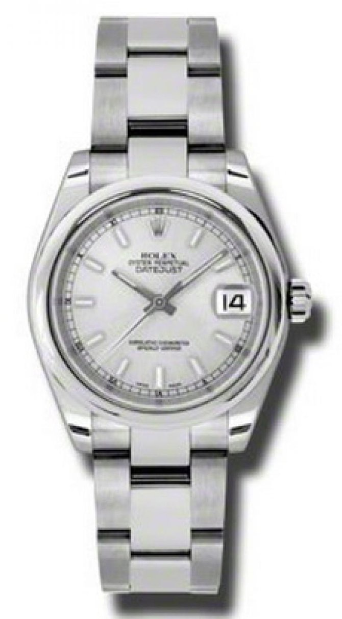 Rolex 178240 sso Datejust Ladies Steel - фото 1