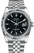 Rolex Datejust 116234 bksj Steel