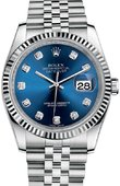 Rolex Datejust 116234 bldj Steel