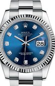 Rolex Datejust 116234 bldo Steel