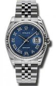 Rolex Datejust 116234 bljrj Steel