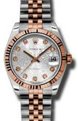 Rolex Datejust Ladies 178271 sjdj Steel and Everose Gold