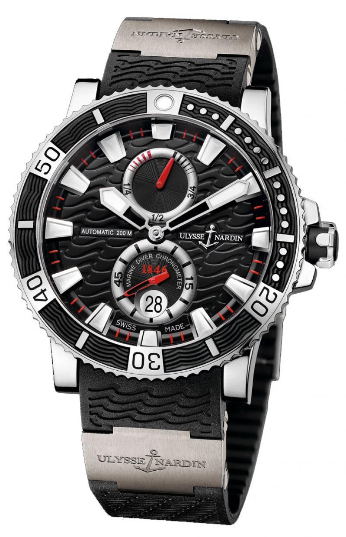 Часы ulysse nardin marine diver