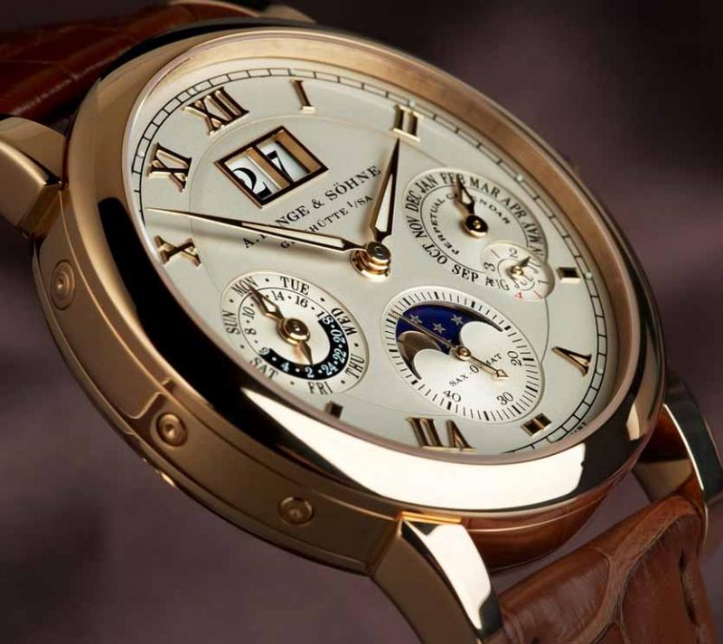 310.032 A.Lange and Sohne RG  Langematic Perpetual