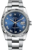 Rolex Datejust 116234 blro Steel