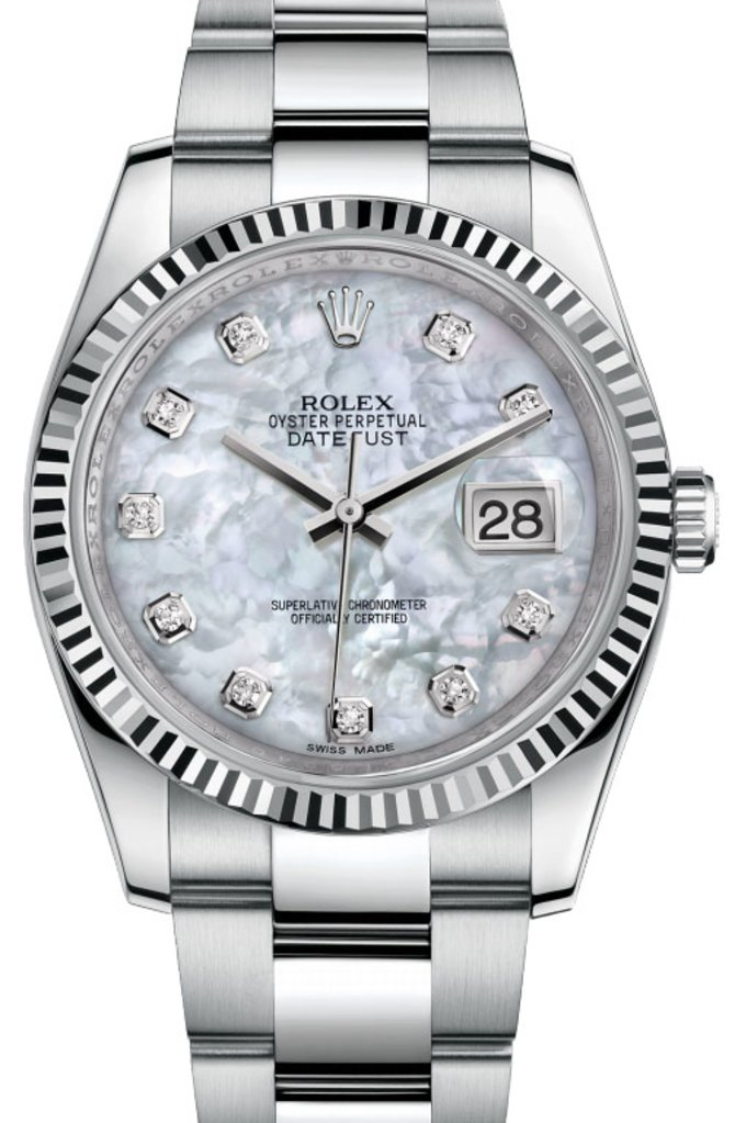 Rolex 116234 mdo Datejust Steel