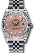 Rolex Datejust 116234 pdj Steel