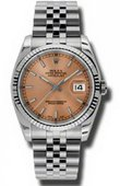 Rolex Datejust 116234 pij Steel