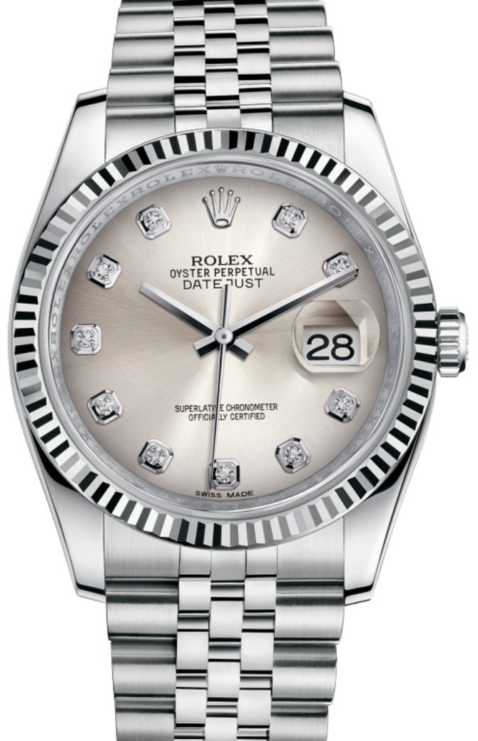 Rolex 116234 sdj Datejust Steel - фото 1