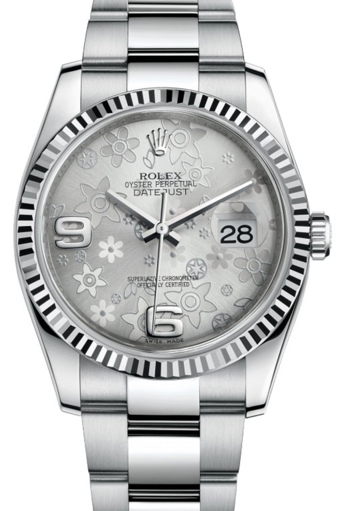 Rolex 116234 sfao Datejust Steel
