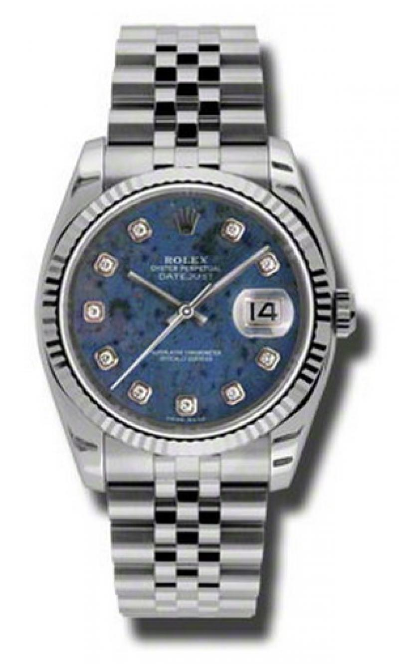 116234 sodj Rolex Steel Datejust