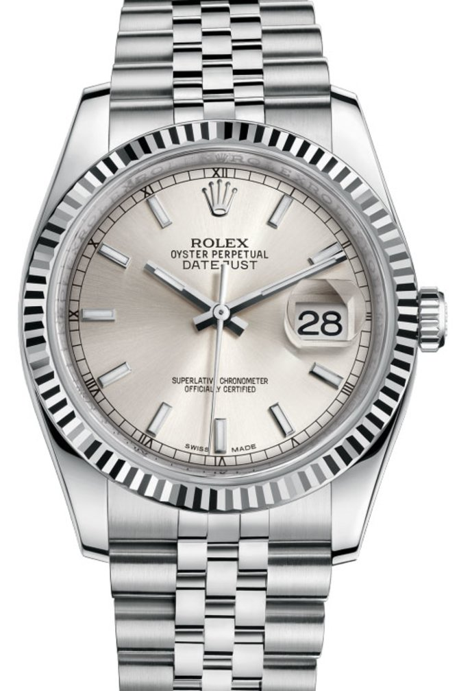 Rolex 116234 ssj Datejust Steel