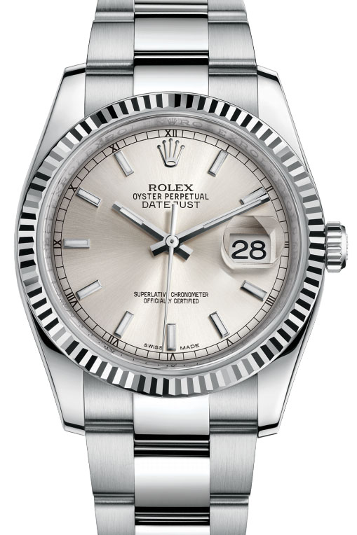 116234 sso Rolex Steel Datejust