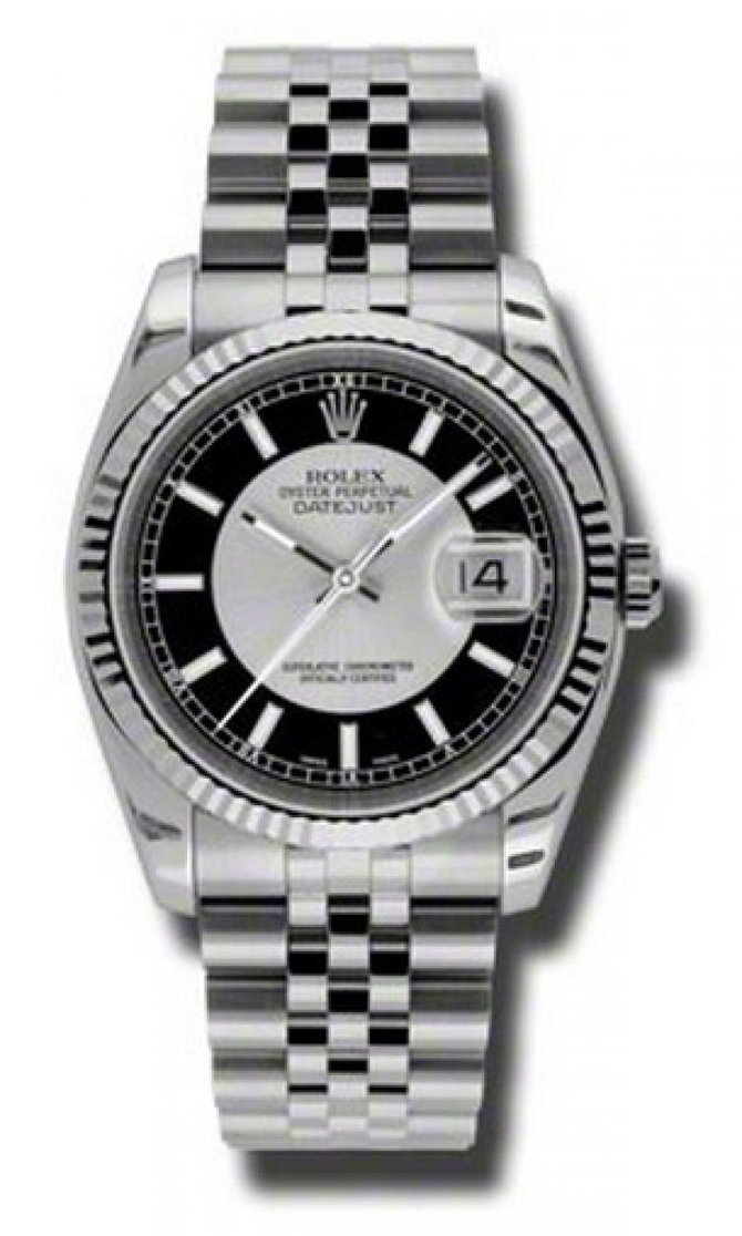 Rolex 116234 stbksj Datejust Steel - фото 1