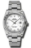 Rolex Datejust 116234 wao Steel