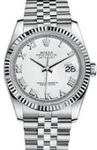 Rolex Datejust 116234 wrj Steel