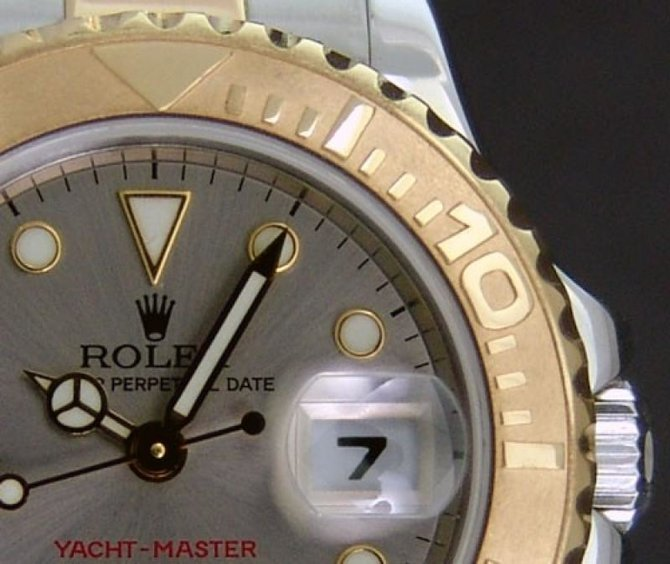 Rolex 169623-Grey Yacht Master II Yacht-Master 29mm Steel and Yellow Gold - фото 6