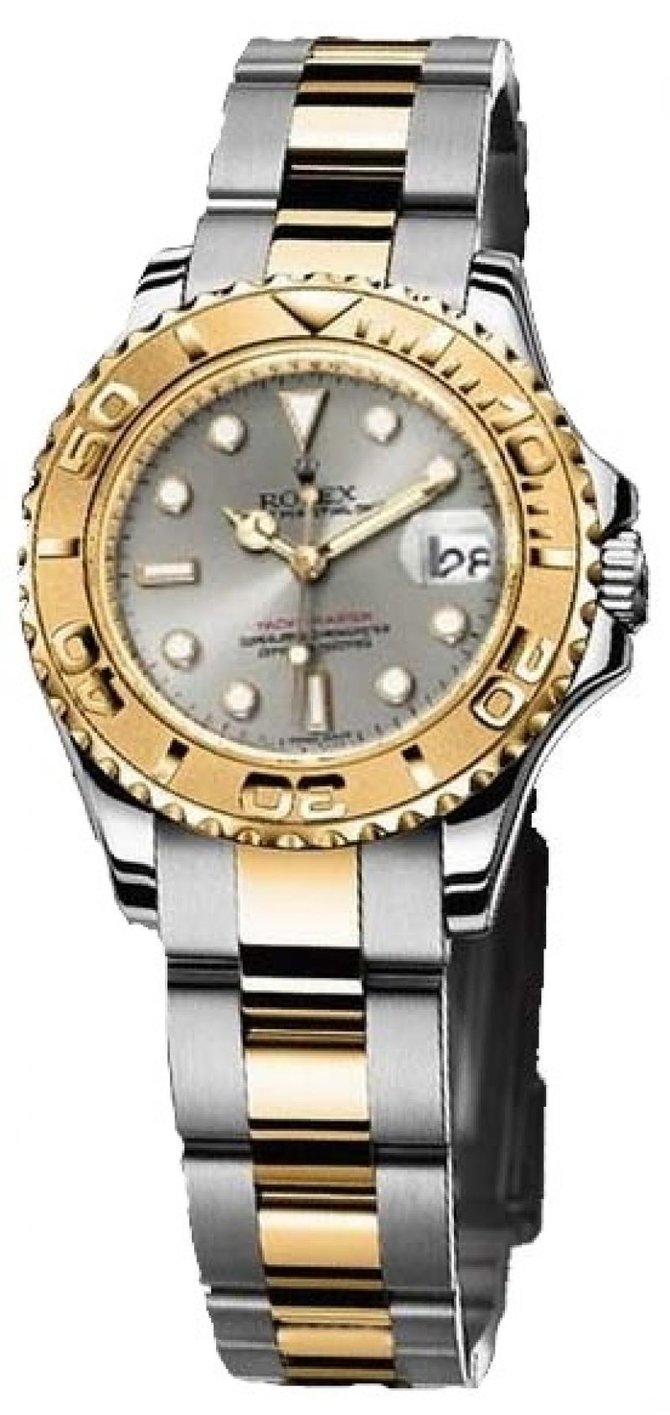 Rolex 169623-Grey Yacht Master II Yacht-Master 29mm Steel and Yellow Gold - фото 2