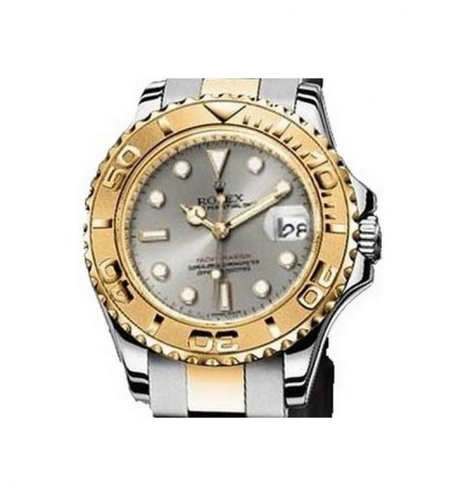 Rolex 169623-Grey Yacht Master II Yacht-Master 29mm Steel and Yellow Gold - фото 1