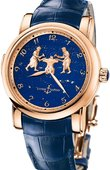 Ulysse Nardin Часы Ulysse Nardin Specialities 716-61/E3 Forgerons Minute Repeater Limited Edition 50