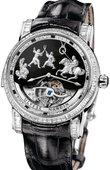 Ulysse Nardin Specialities 780-81 Genghis Khan Haute Joaillerie Limited Edition 30