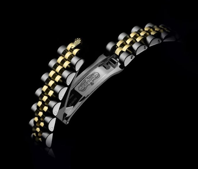 Rolex 116203 blsj Datejust Steel and Yellow Gold - фото 4