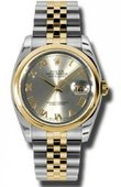 Rolex Datejust 116203 grj Steel and Yellow Gold